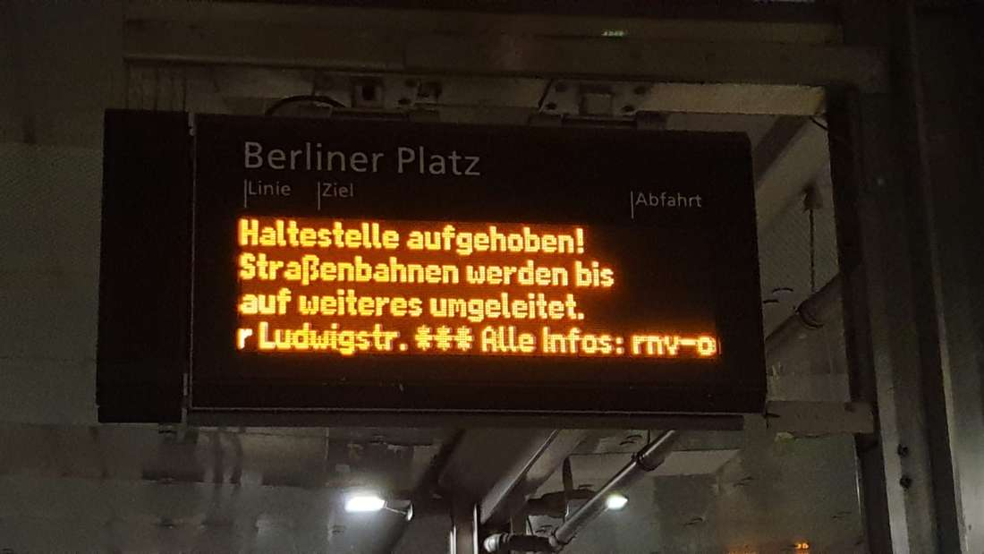 Nach dem neuen Liniennetz für Bus und Straßenbahn in Ludwigshafen kündigt die rnv weitere Änderungen an.