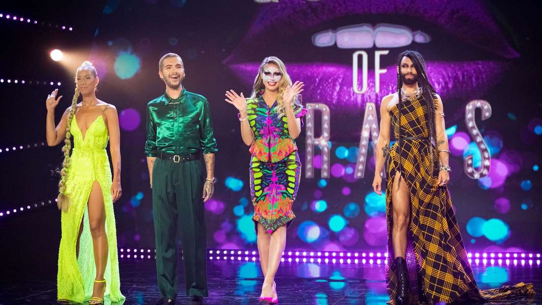 """""""Queen of Drags"""" Folge 3 mit dem Motto """"Fairytale""""."""