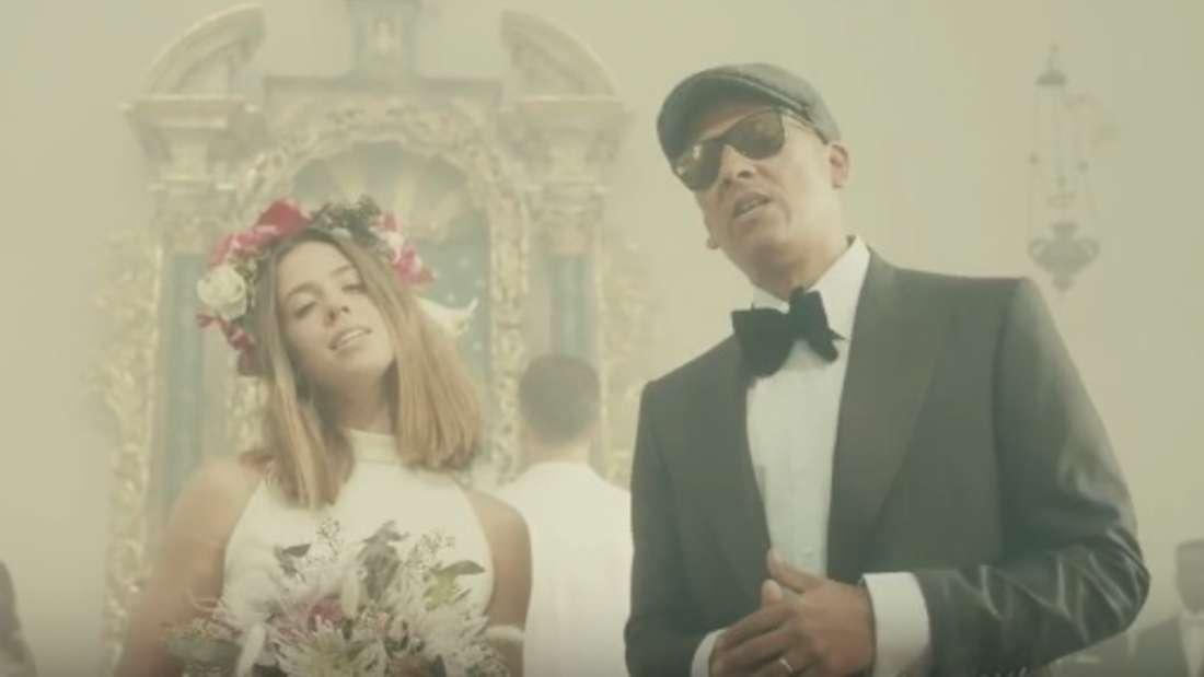Xavier Naidoo ist Trauzeuge bei Vanessa Mai: Was hinter dem emotionalen Video steckt.