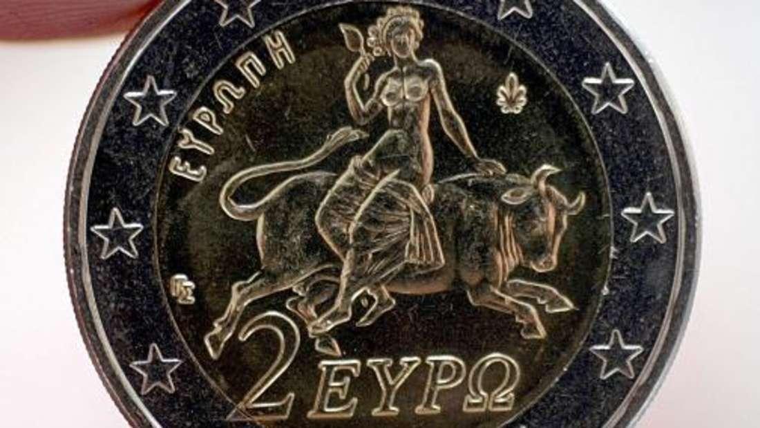 2-Euromünzen sind bei Sammlern begehrt - aber werden auf eBay oft überteuert angeboten.