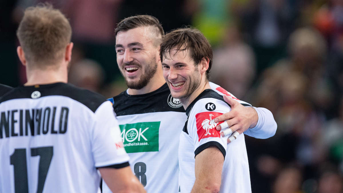 Handball Em 2020 Dhb Kader Fur Die Europameisterschaft