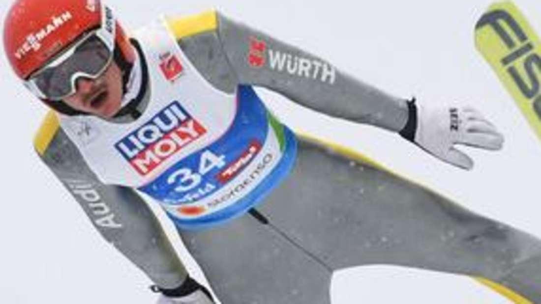 Skispringen: Der deutsche Skispringer Richard Freitag geht auch in der Weltcup-Saison 2019/2020 an den Start.