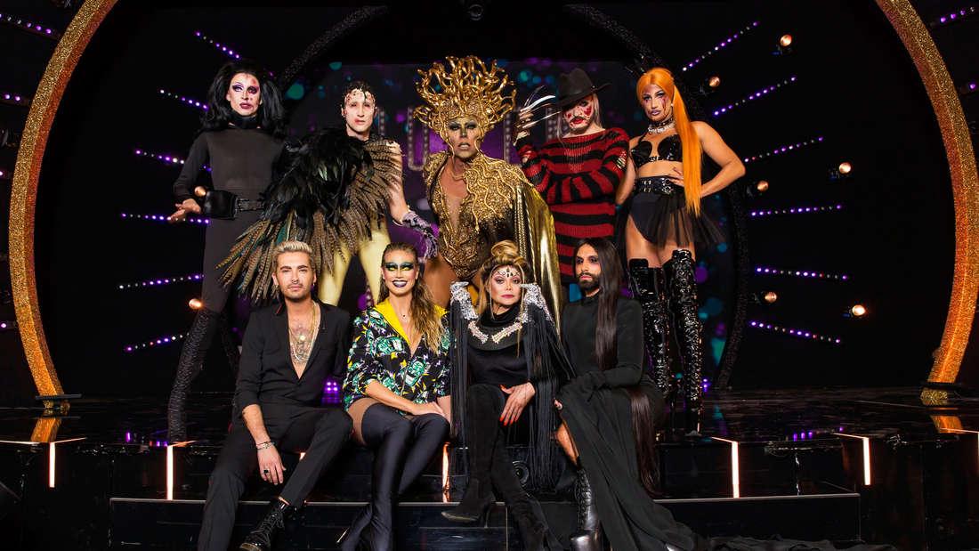 """""""Queen of Drags"""": Das passiert im Horror-Halbfinale!"""