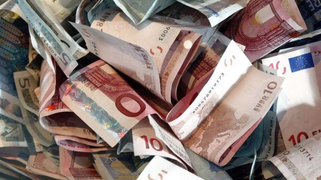"""Terry Falgate sahnte im Lotto ab - und kaufte sich etwas sehr """"Dekadentes"""" von dem Geld. (Symbolbild)"""