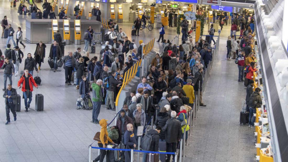 Streikt die Lufthansa an den Weihnachtsfeiertagen?