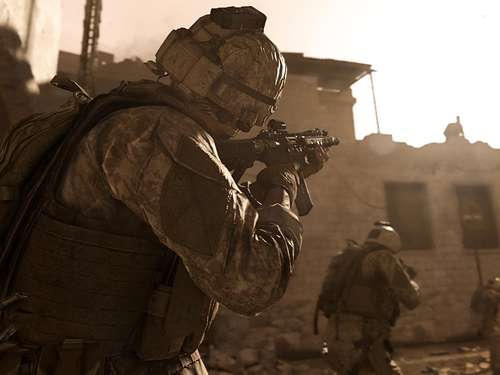Infinity Ward teasert neue Playlist für Call of Duty Modern Warfare