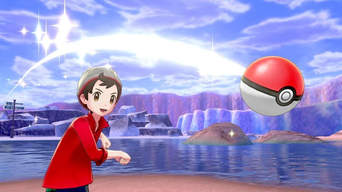 """In """"Pokémon Schwert und Schild"""" können Spieler sich bis Ende Februar kostenlose Pokébälle holen."""