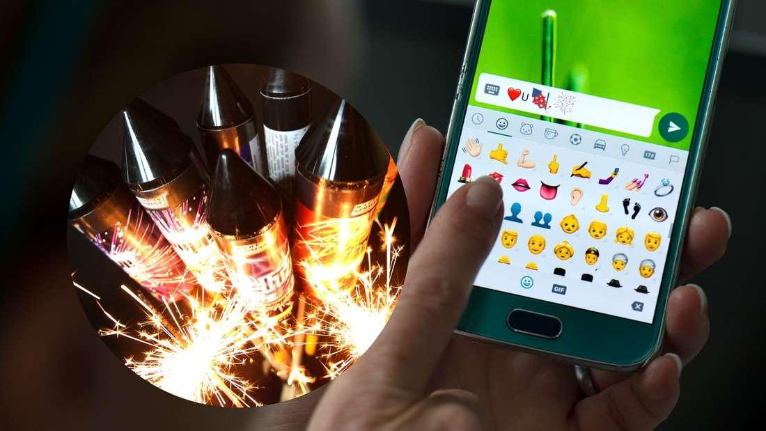Silvestersprüche für WhatsApp: Mit den passenden Grüßen ins neue Jahr starten