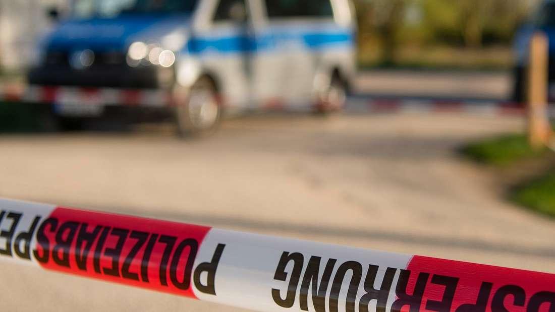 In Lindenfels im Odenwald ist ein blutender Mann plötzlich durchgedreht. Er attackiert zwei Polizisten – mit schweren Folgen.
