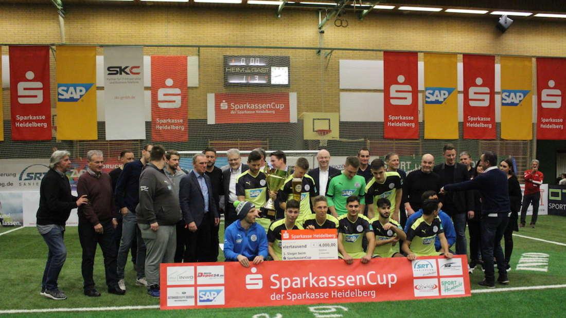SparkassenCup 2020: Fotos vom Finaltag