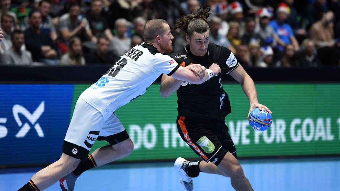 Handball EM: Deutschland - Niederlande