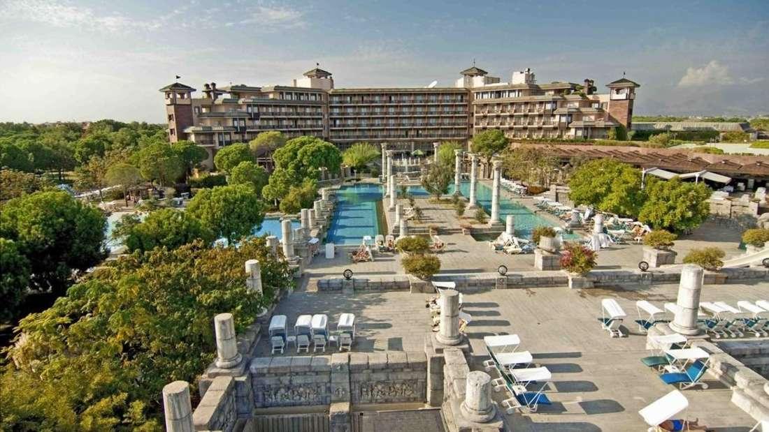 Xanadu Resort Hotel in der Türkei.