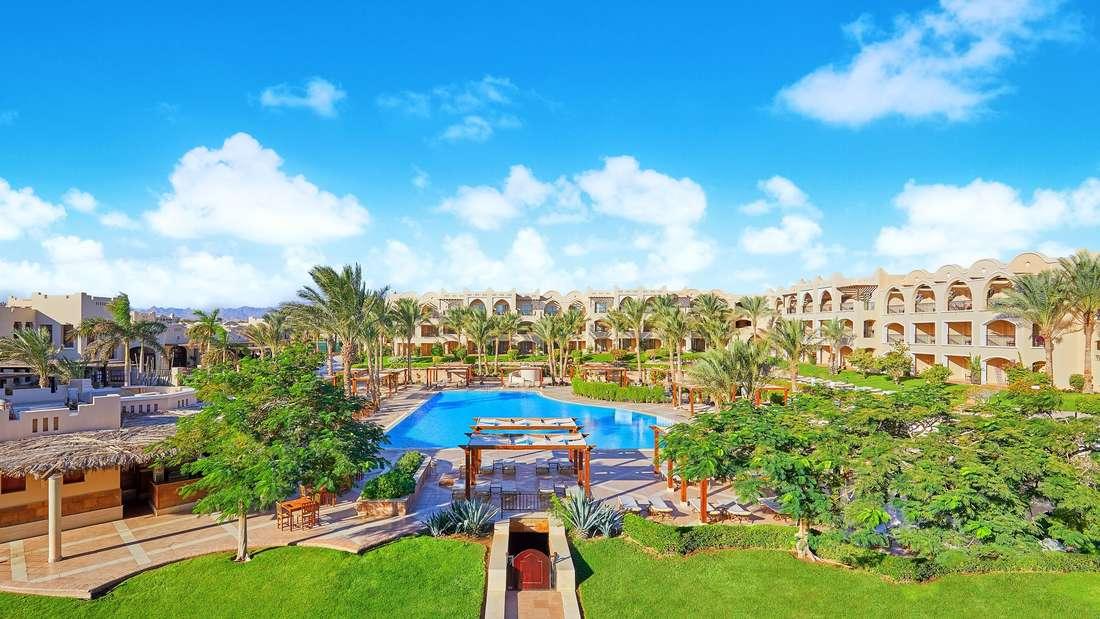 Hotel JAZ Makadi Star & Spa in Ägypten.