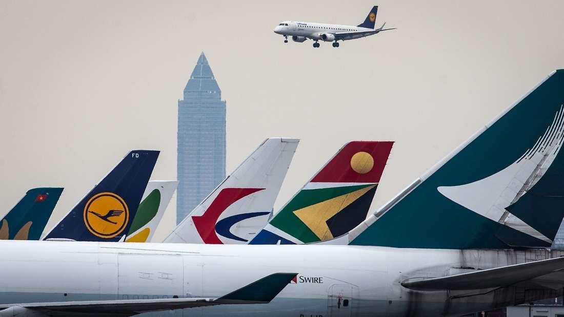In Sachen Pünktlichkeit landen große Fluggesellschaften auf den hinteren Plätzen.
