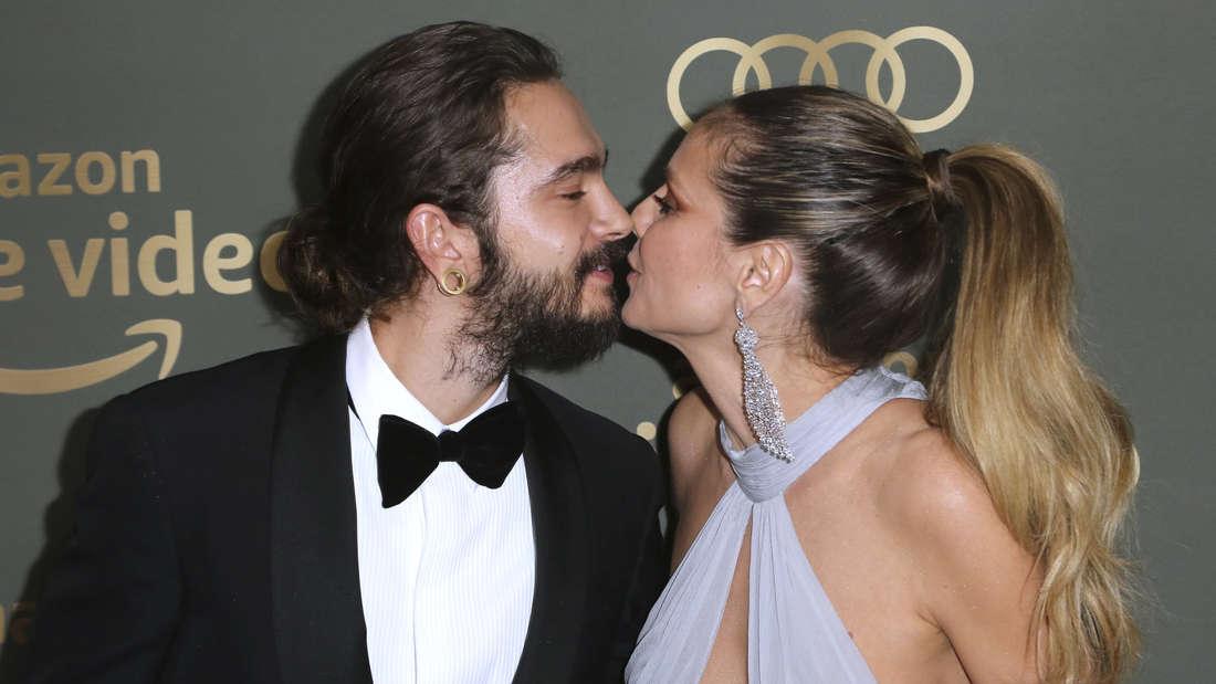 Heidi Klum und Tom Kaulitz sind auch nach zwei Jahren noch schwer verliebt. (Symbolbild)