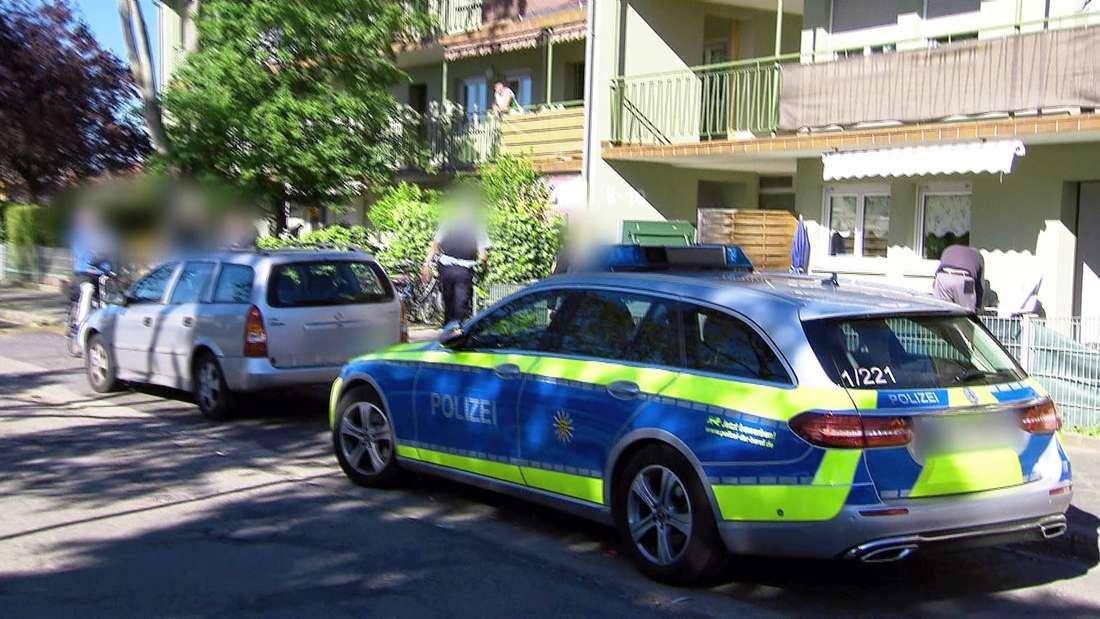 """Schüsse während """"Hartz und herzlich""""-Dreharbeiten in den Benz-Baracken"""