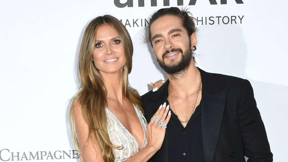 Heidi Klum und Tom Kaulitz wurden beim Dreh der ARD-Fernsehsitzung gesehen - oder waren sie es doch nicht?