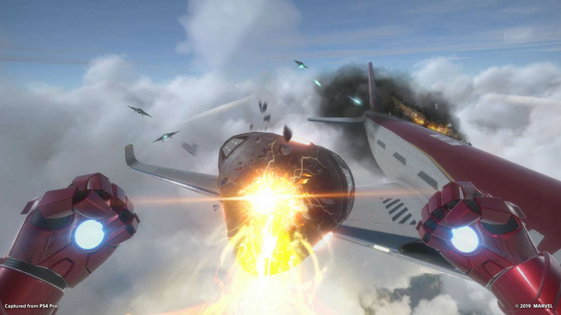 PS4-Spieler können im Februar in die Rolle von Iron Man schlüpfen und Bösewichte bekämpfen.