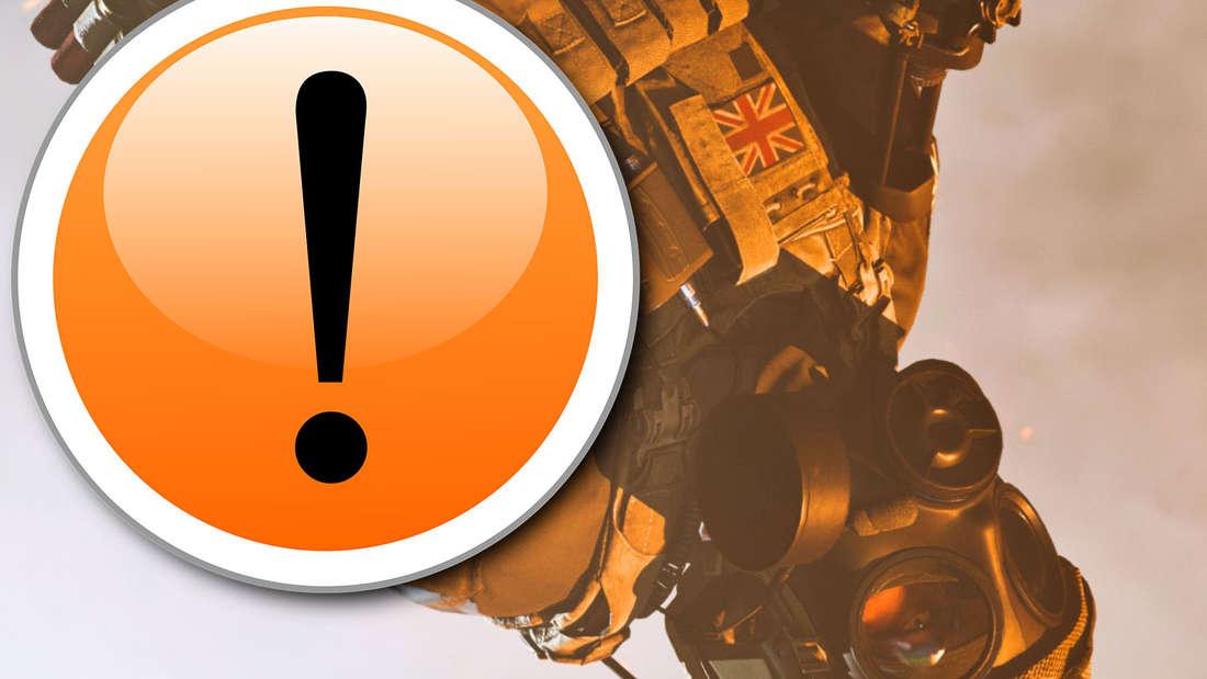Call of Duty Modern Warfare: Fehler lässt das Spiel Kopf stehen