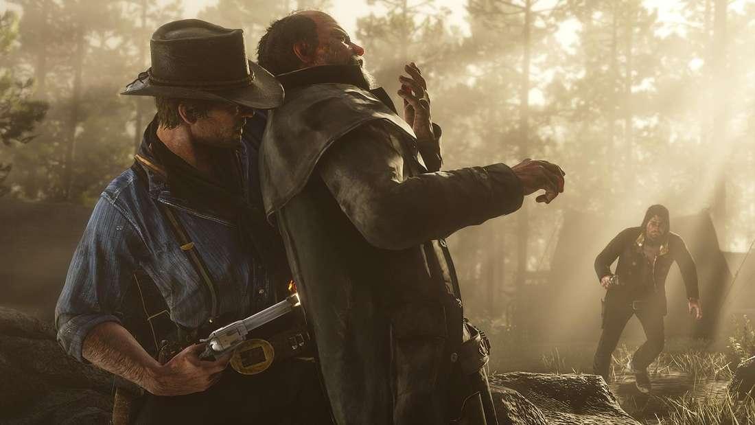 Red Dead Redemption 2: Nur auf Rang 7 der Top 10 meistverkauften Spiele im letzten Jahrzehnt.