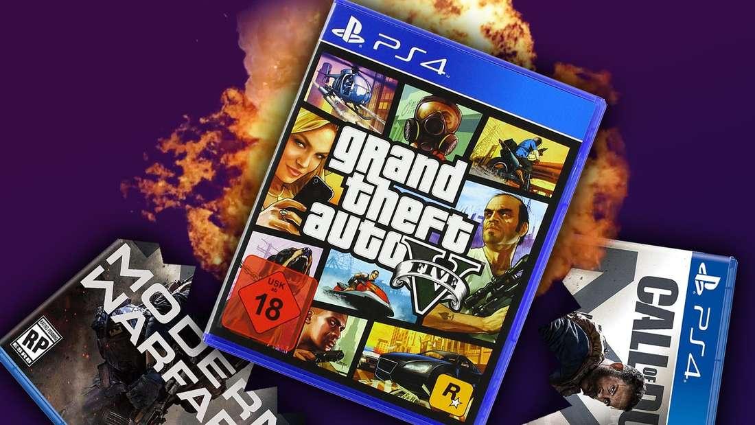 Darum ist GTA 5 besser als Call of Duty sagt uns das letzte Jahrzehnt