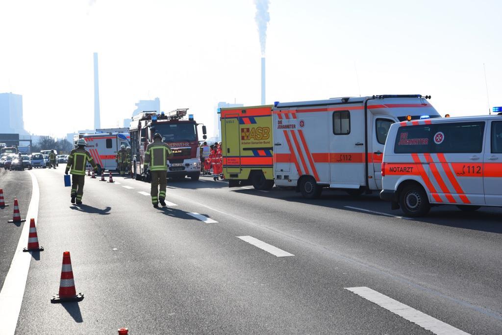 Mannheim Unfall