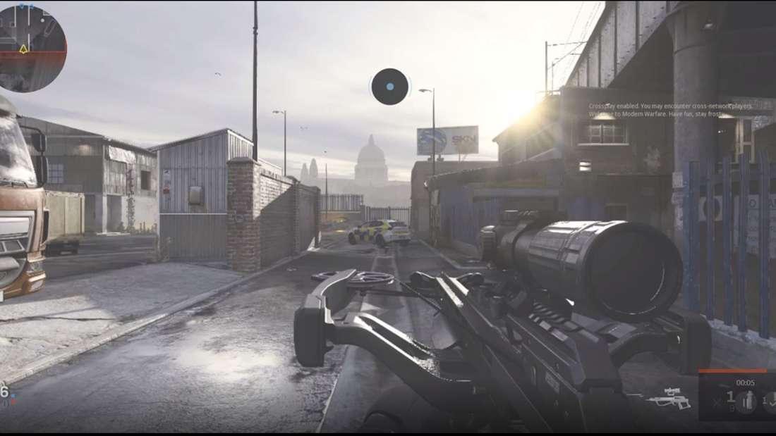 Die Armbrust wird als neue Waffe in Modern Warfare eingeführt
