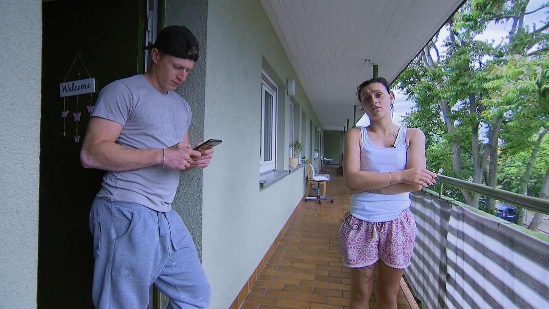 Jenny und Sven vor dem Beziehungs-Aus