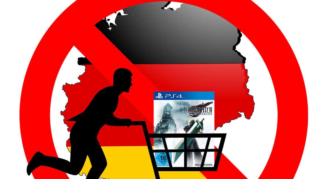 Neuer Release Termin für Final Fantasy 7 ist ein Problem für Deutschland