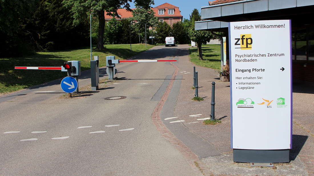 Patient des PZN in Wiesloch verschwunden (Archivfoto)