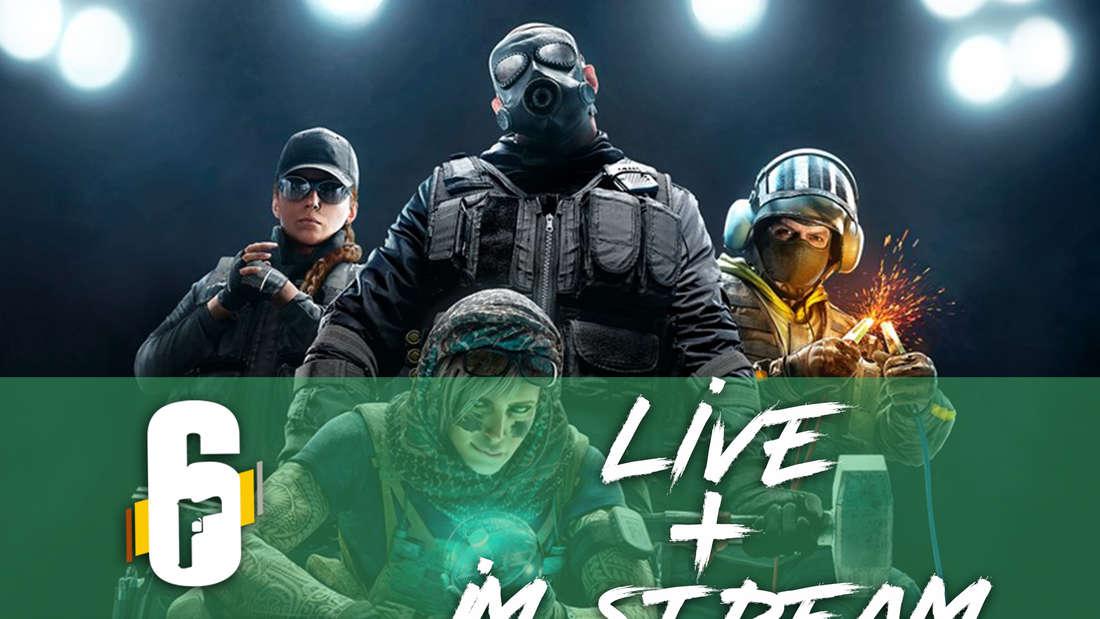 Rainbow Six Siege Clash of Nations: Das Finale live und im Stream sehen – So geht's!