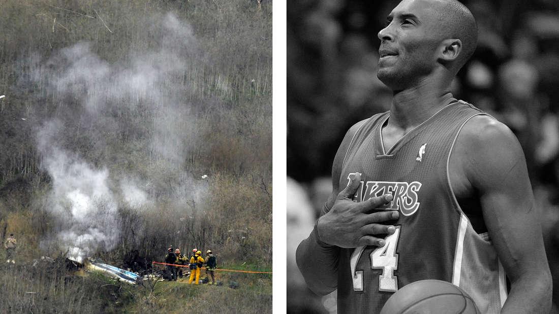 Kobe Bryant ist tot.