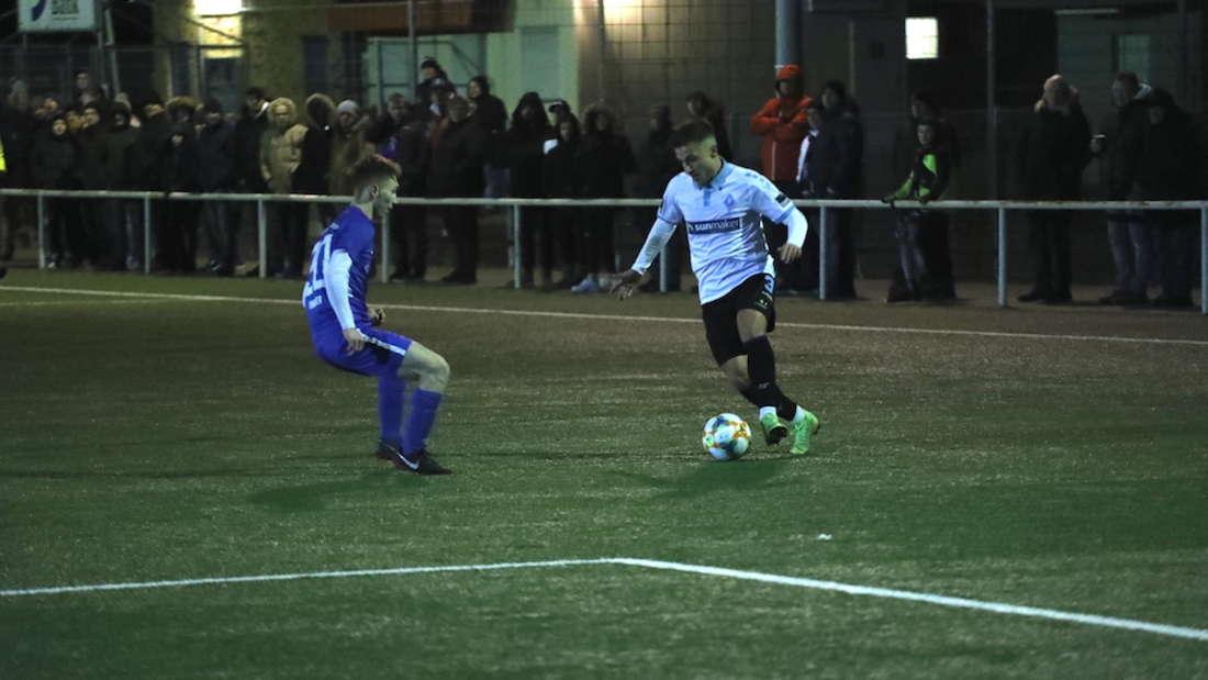 Der SV Waldhof Mannheim hat am Dienstag (28. Januar) gegen die TSG Weinheim getestet.