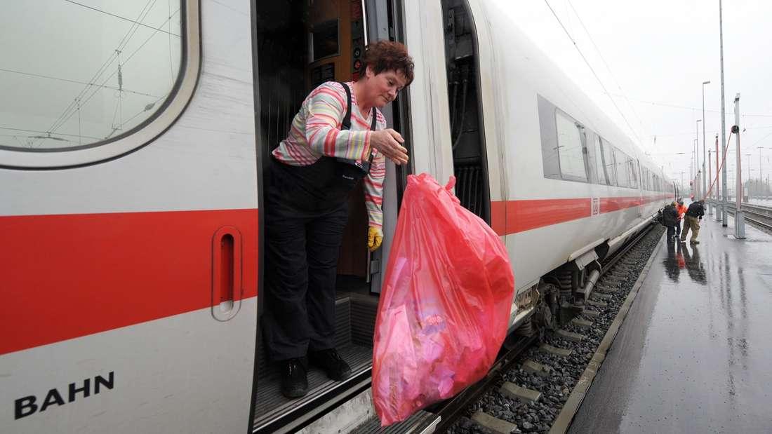 Deutsche Bahn & Flixtrain - wie sauber sind die Züge wirklich? (Symbolbild)