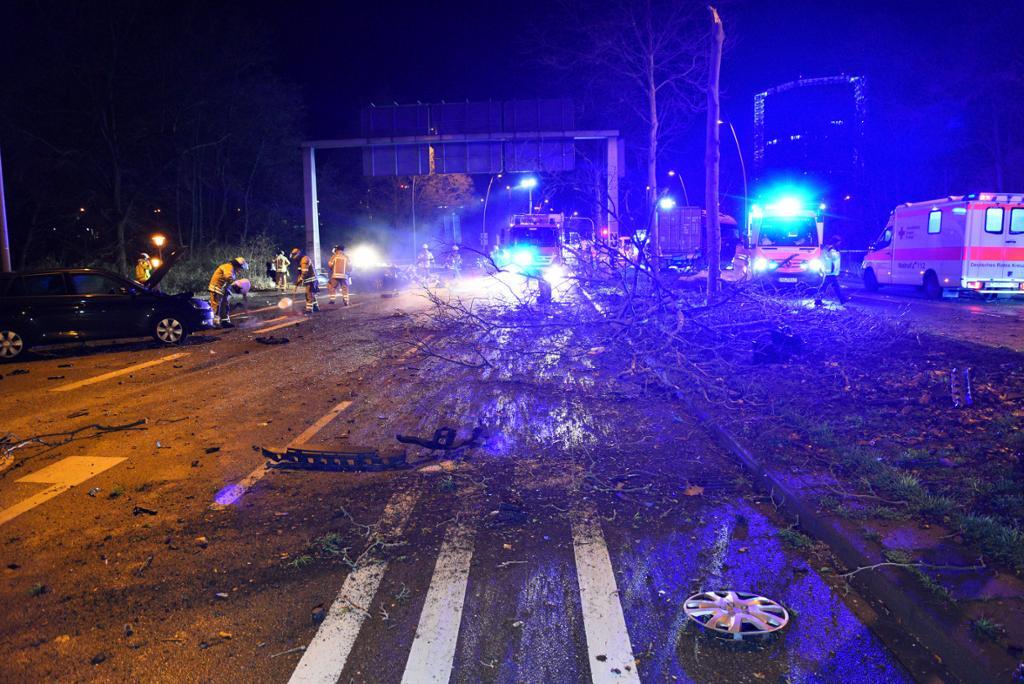 Unfall In Mannheim