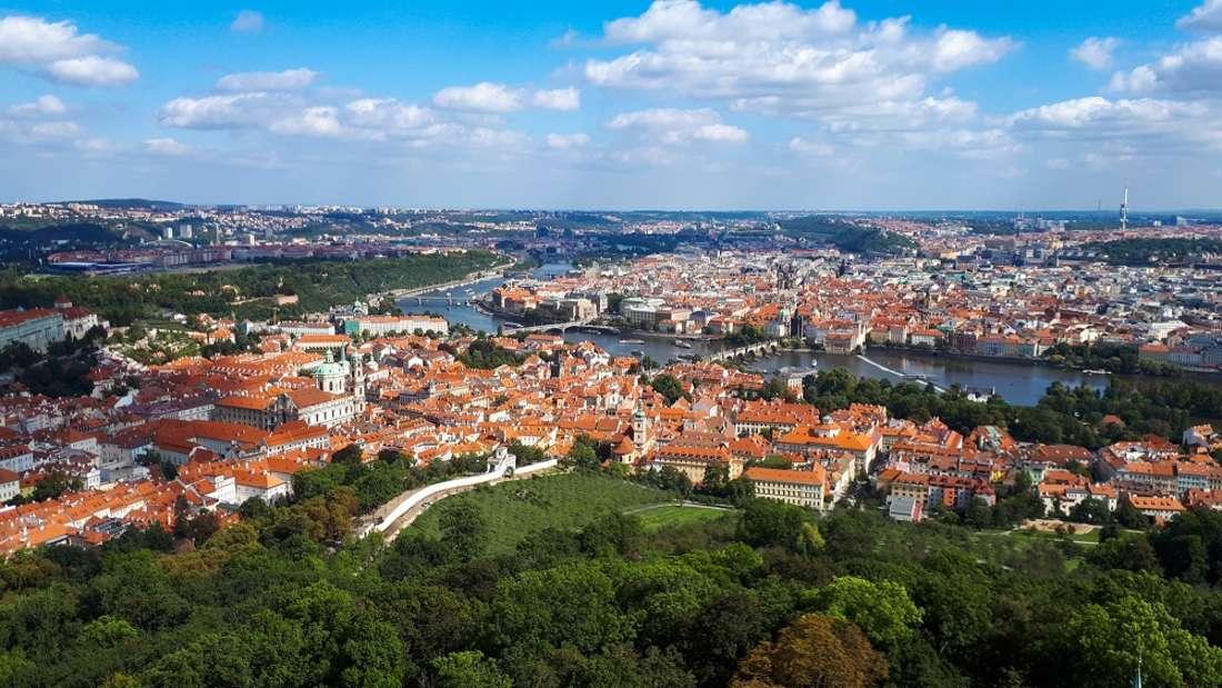Prag - Die goldene Stadt durch die rosarote Brille sehen