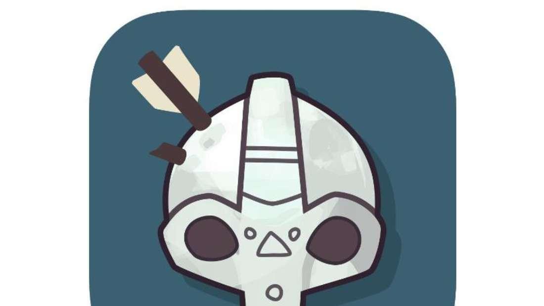 Das Echtzeit-Strategiespiel «Bad North» verlangt den Spieler Geschick und Können ab. Foto: App Store von Apple/dpa-infocom