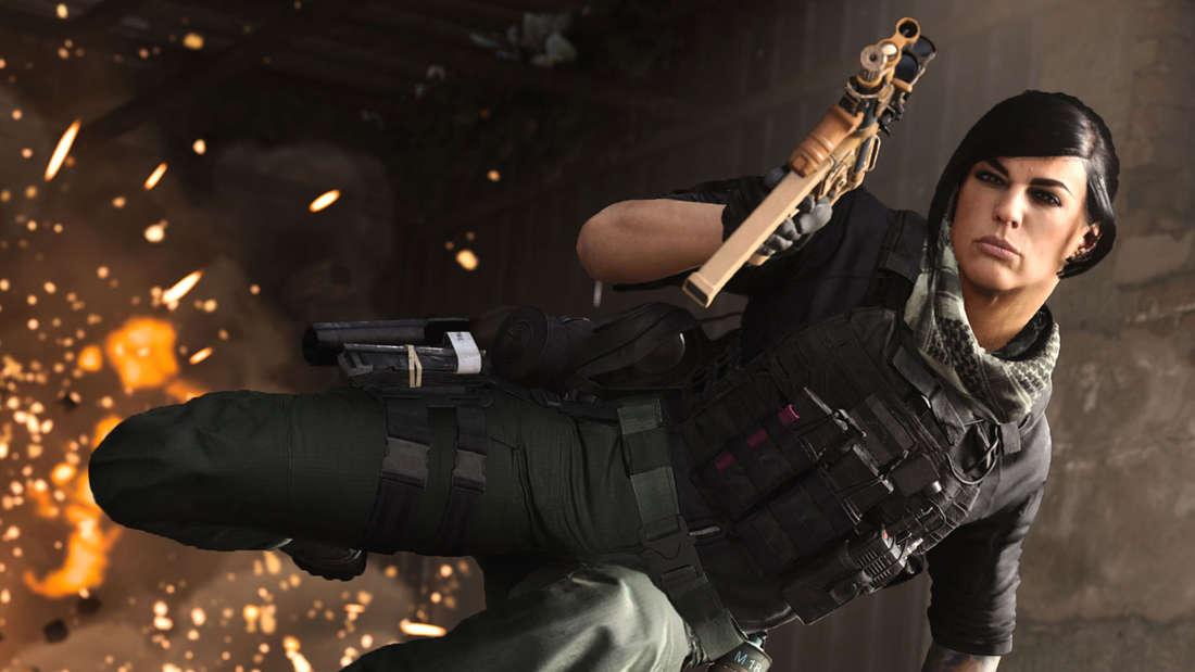 Call of Duty Modern Warfare Spieler leiden momentan unter Verbindungsproblemen.