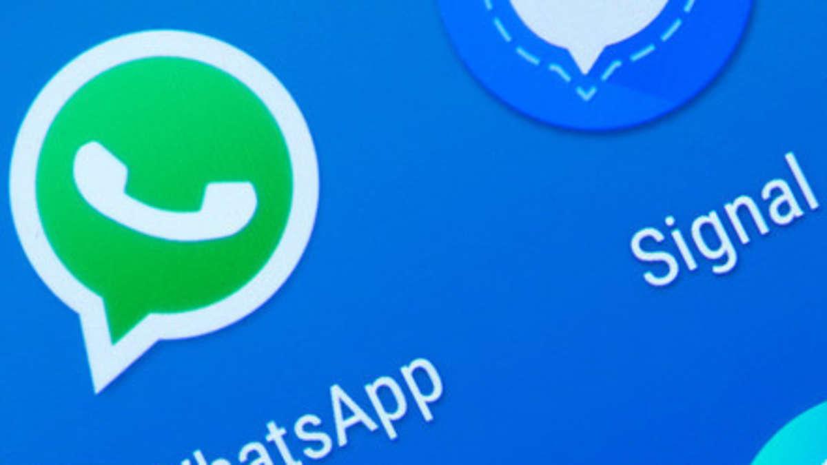Whatsapp Nachrichten Auf Bildschirm Anzeigen