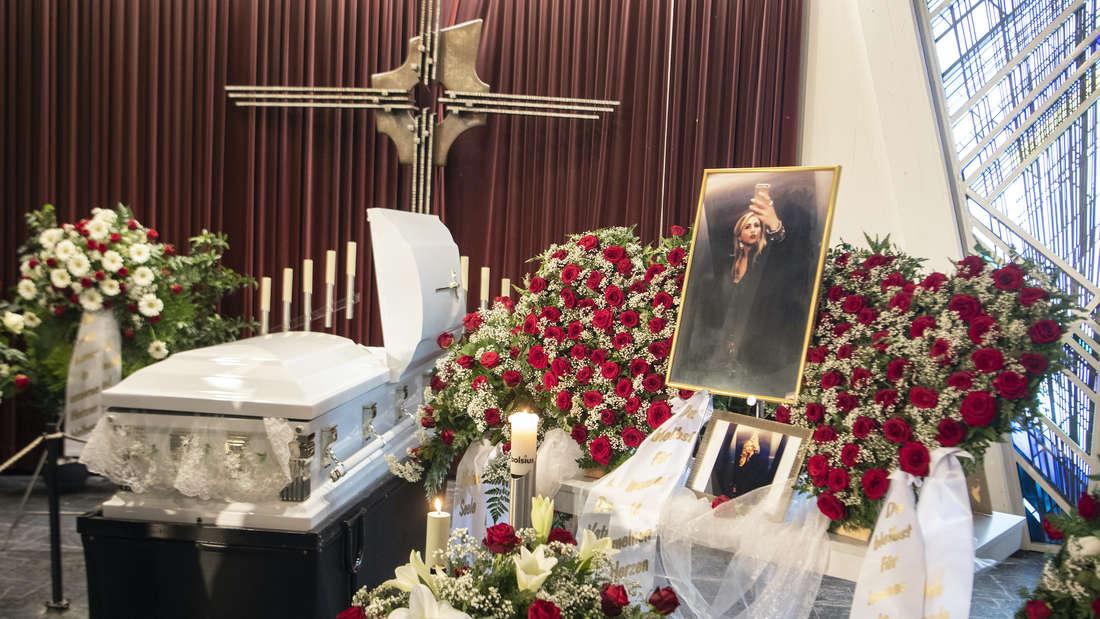 Opfer von Hanau wird beigesetzt