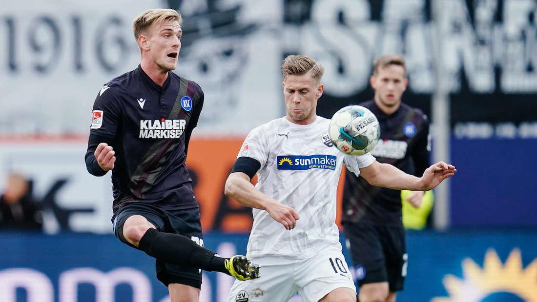 SV Sandhausen - Karlsruher SC