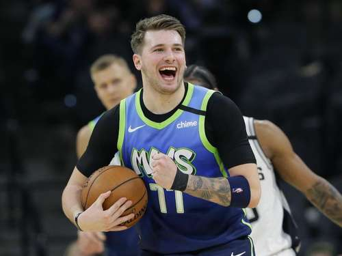 NBA: Doncic stellt Mavericks-Rekord auf - Theis & Co. siegen