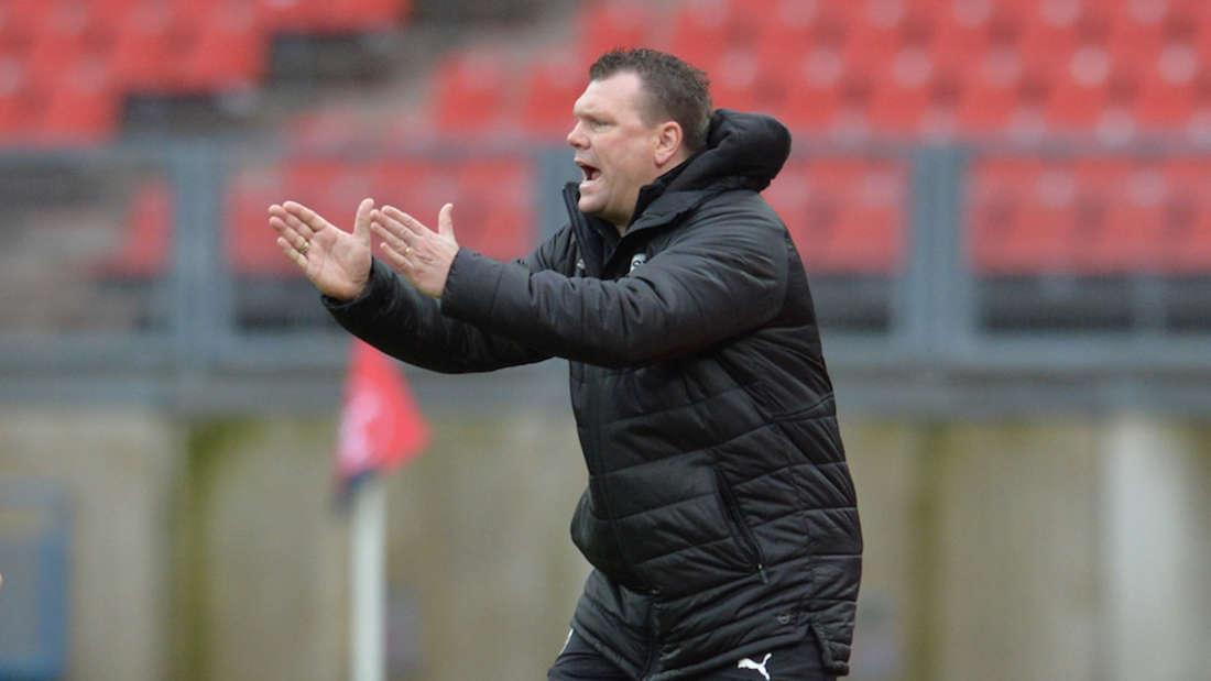 Gelingt dem SV Sandhausen gegen den VfL Bochum der Befreiungsschlag?