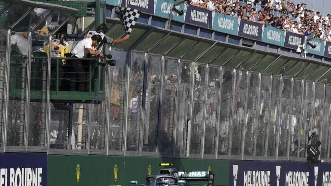 Der Formel-1-Grand-Prix in Melbourne soll wie geplant stattfinden. Foto: Andy Brownbill/AP/dpa