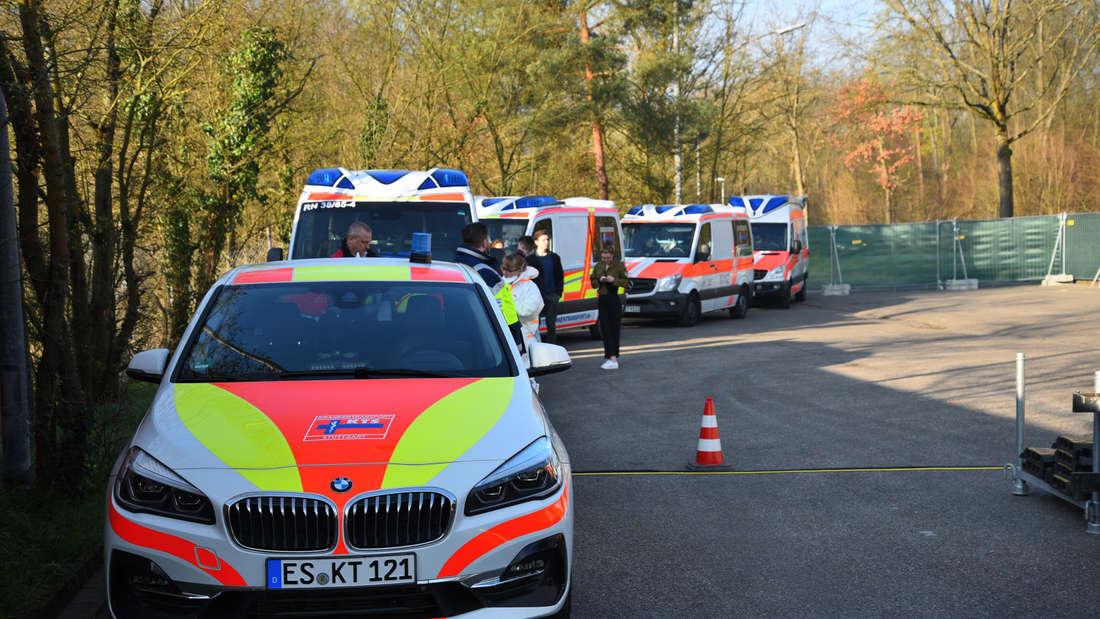 Drive-In in Schwetzingen: Hier kannst Du Dich auf das Coronavirus testen lassen