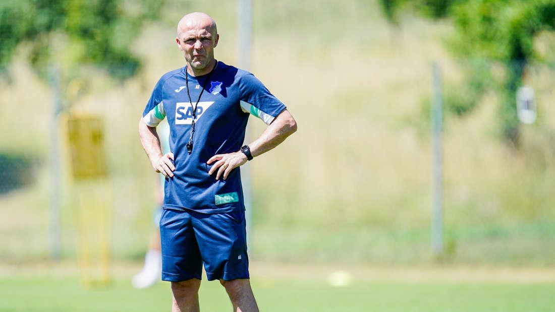 Bei der TSG Hoffenheim wird es auch in der kommenden Woche kein Mannschaftstraining geben.