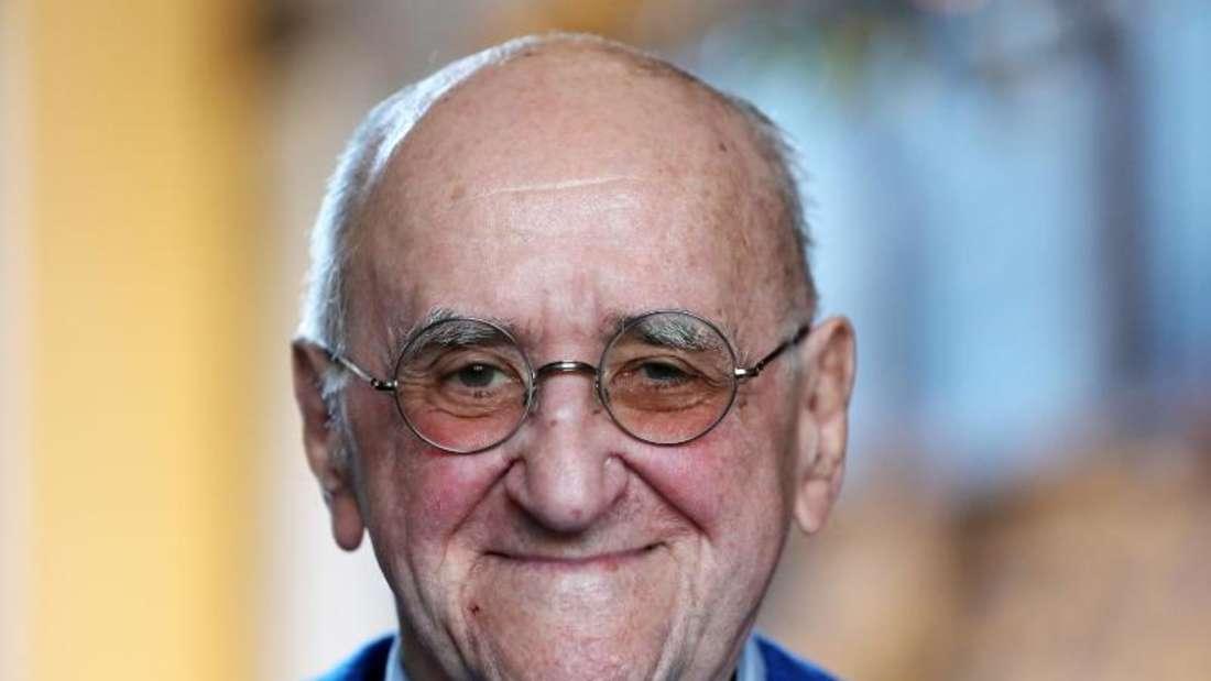 Alfred Biolek stellt sich auf ein Leben ohne Restaurant-Besuche ein. Foto: Oliver Berg/dpa