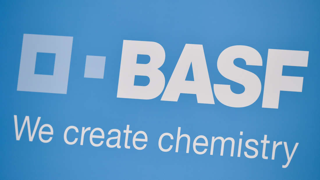 Das aktuelle Symbol der BASF
