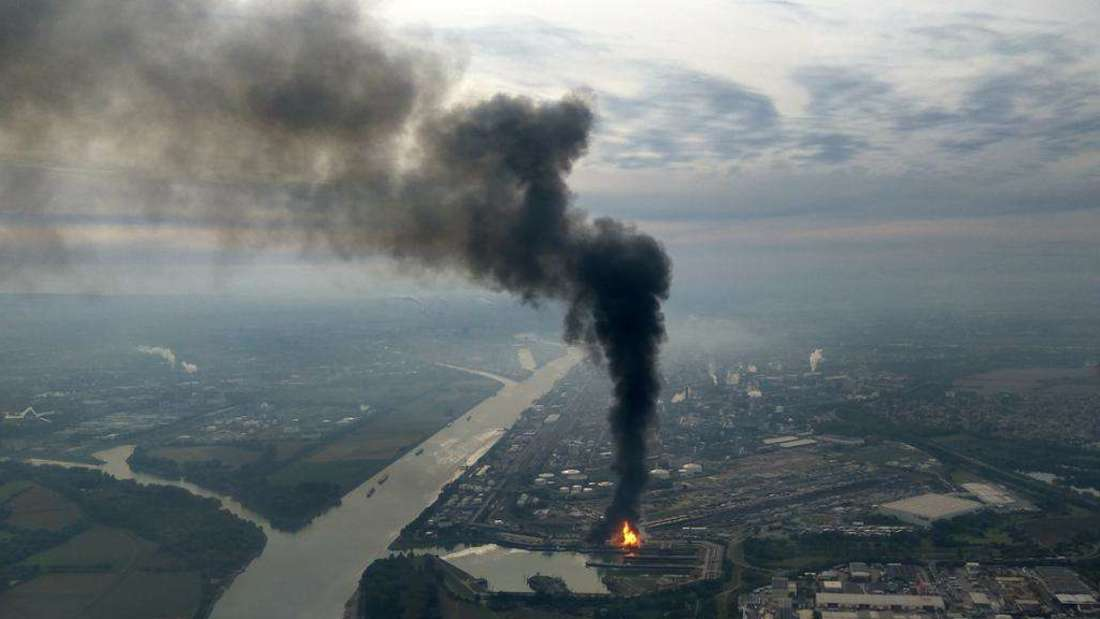 Eine Explosion erschütterte im Jahr 2016 Ludwigshafen und forderte fünf Menschenleben.
