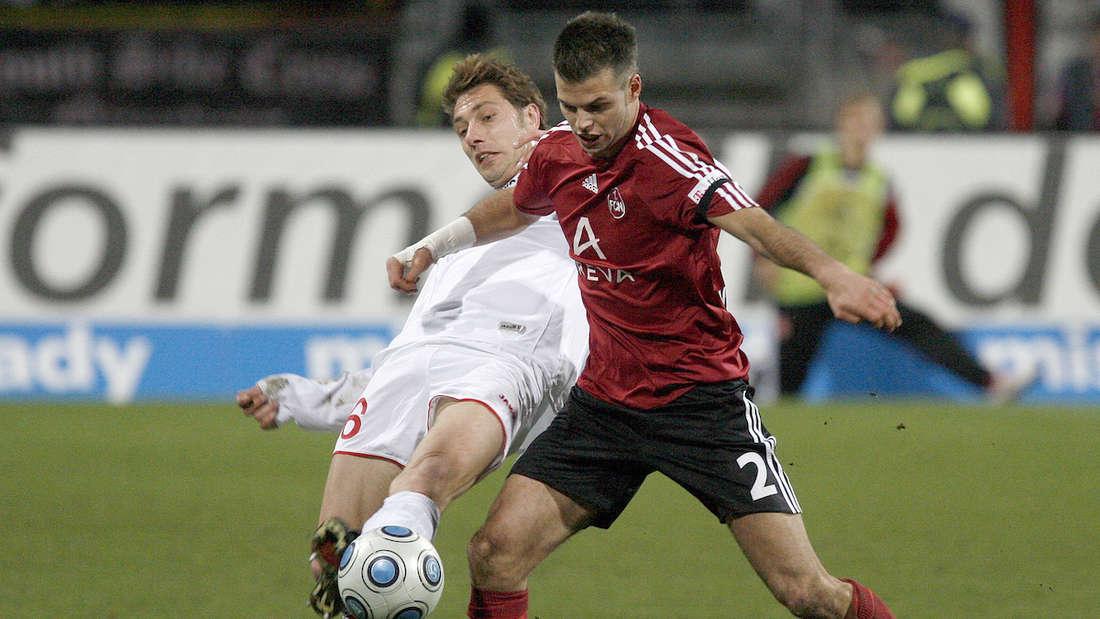 Dennis Diekmeier im Trikot des 1. FC Nürnberg.
